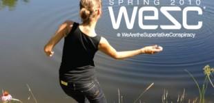 WeSC Spring '10 Campaign